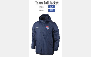 Team Fall Jacket
